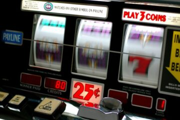 Bet Max On Slot Machines