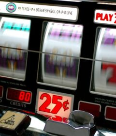 Bet Max On Slot Machines